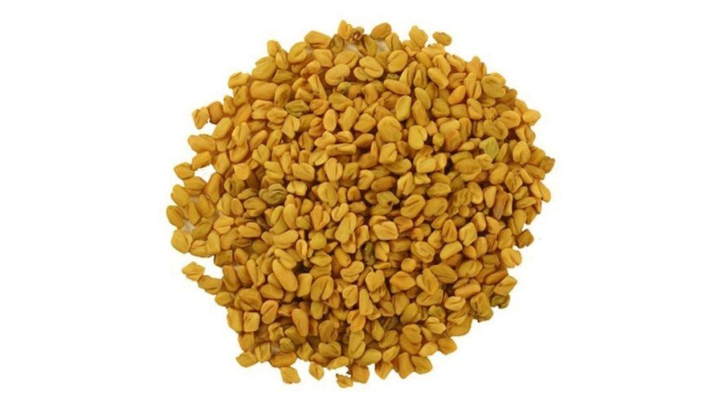 Fenugreek seeds for hair loss